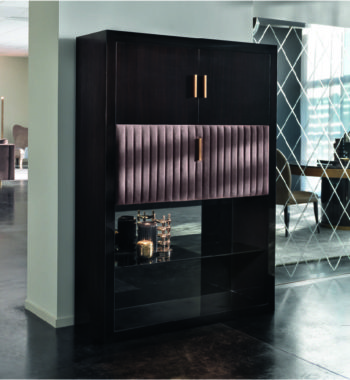 Tủ Rượu Harris Bar Cabinet