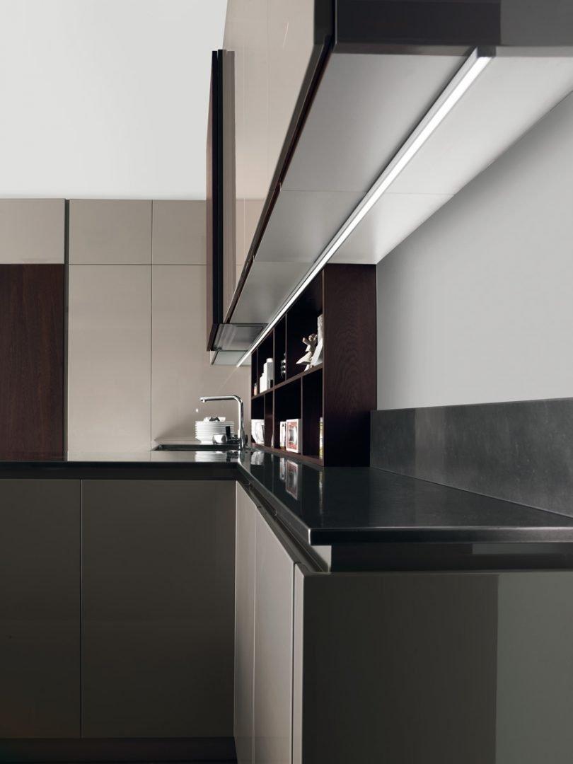 Tủ bếp Limha Glossy