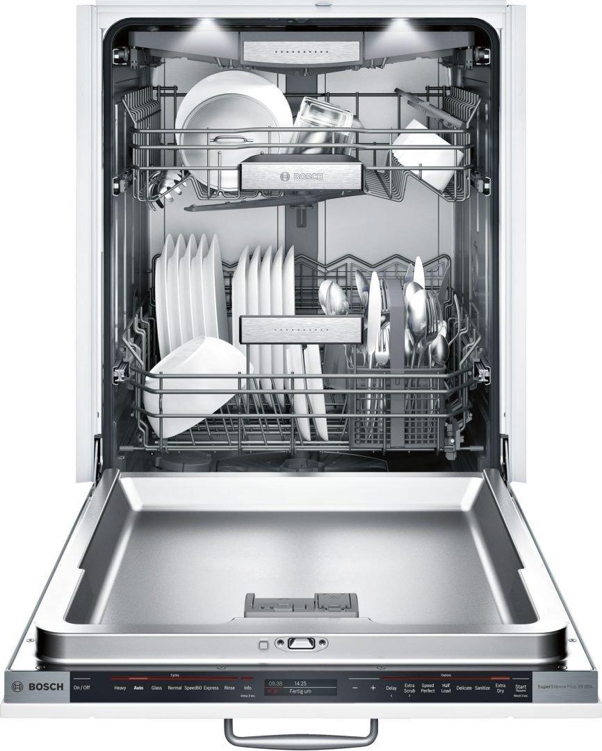 Máy rửa bát Benchmark®SHV89PW73N