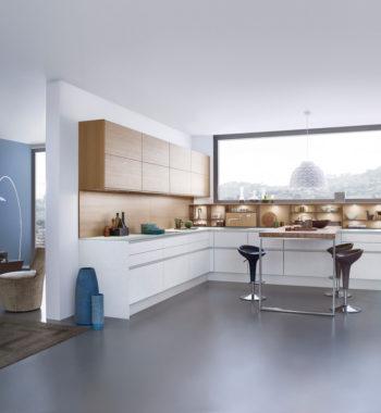 Tủ bếp Concrete c