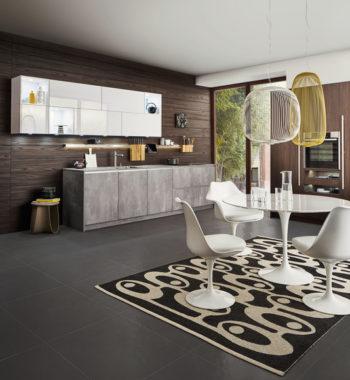 Tủ bếp Sirius ikono synthia