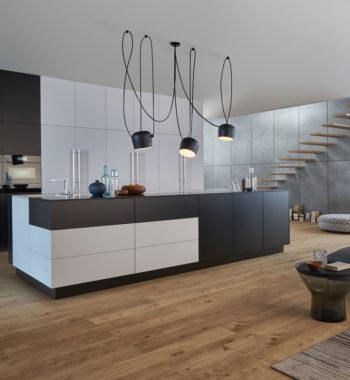 Tủ bếp Bondi classic fs