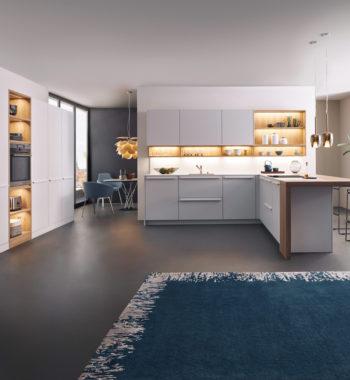 Tủ bếp Bondy synthia