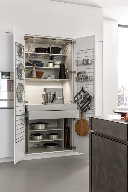 Tủ bếp Concrete a
