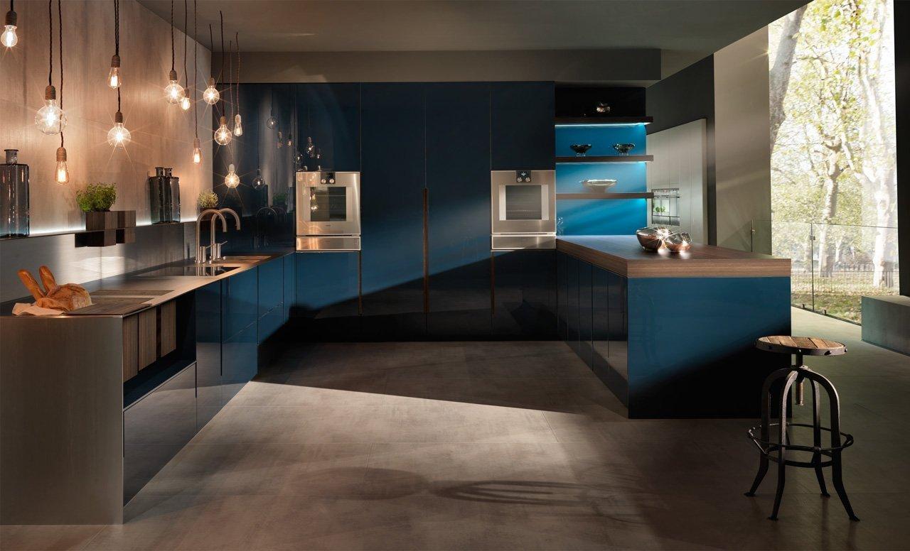 Tủ bếp Vogue