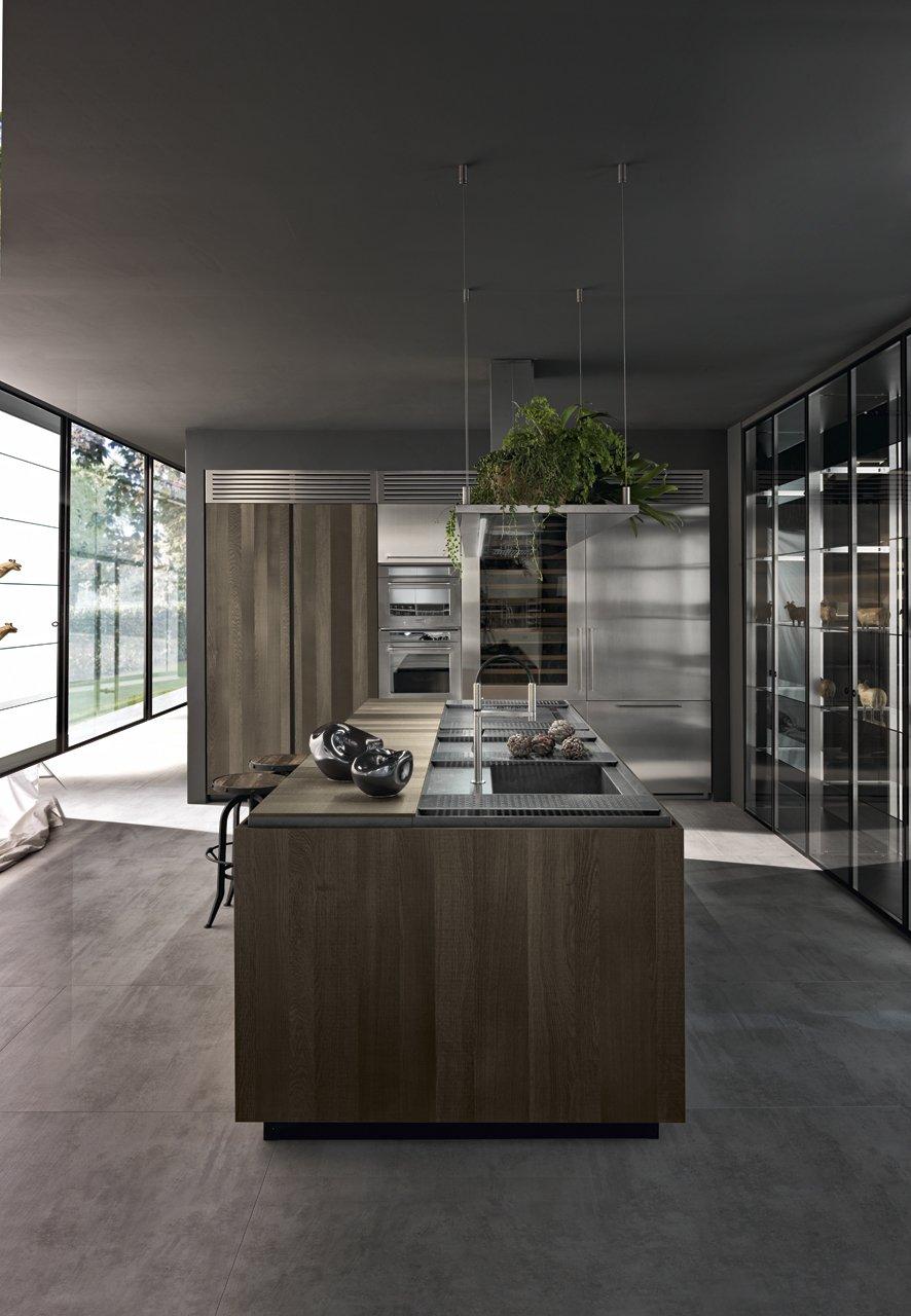 Tủ bếp Scava