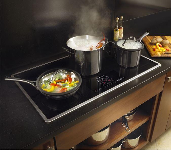 Bếp từ cảm ứng 5-inch, Architect® Series II