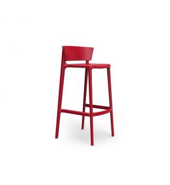 Ghế Africa bar stool 48x47x95