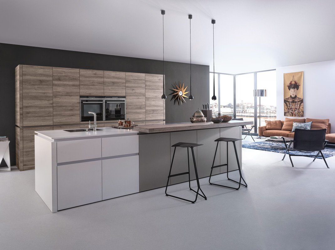 The elements create a perfect kitchen space