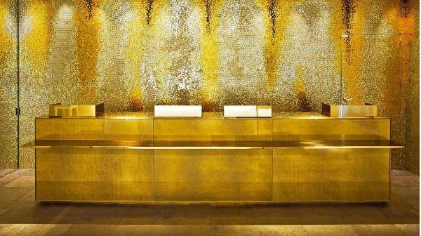 Bộ sưu tập Sicis Gold