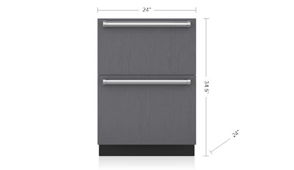 Tủ lạnh ngăn kéo ID-24R