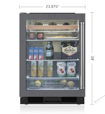 Tủ lạnh UC-24BG/O