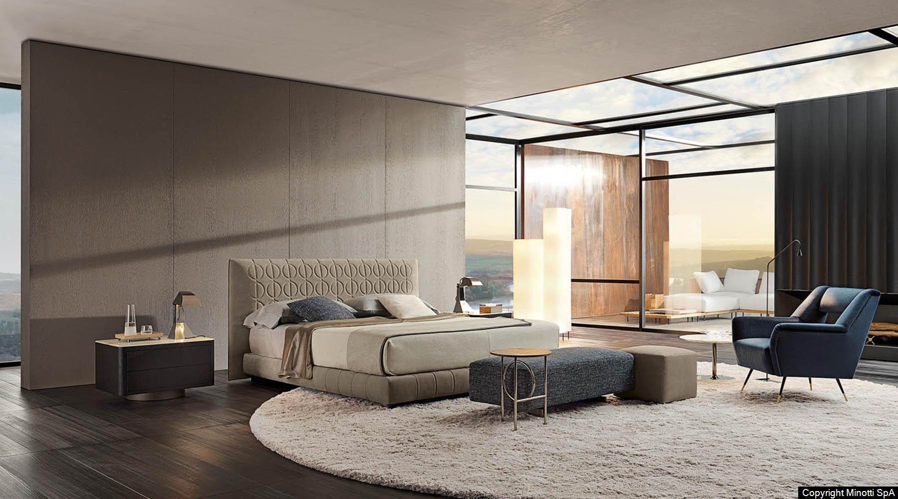 Cách bài trí phòng ngủ tạo không gian thư giãn