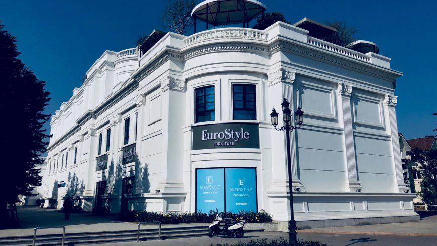 Soft opening Showroom nội thất EuroStyle Riverside Center