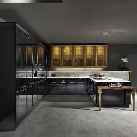 Tủ bếp Classic