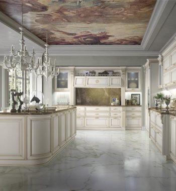 Tủ bếp Caviar