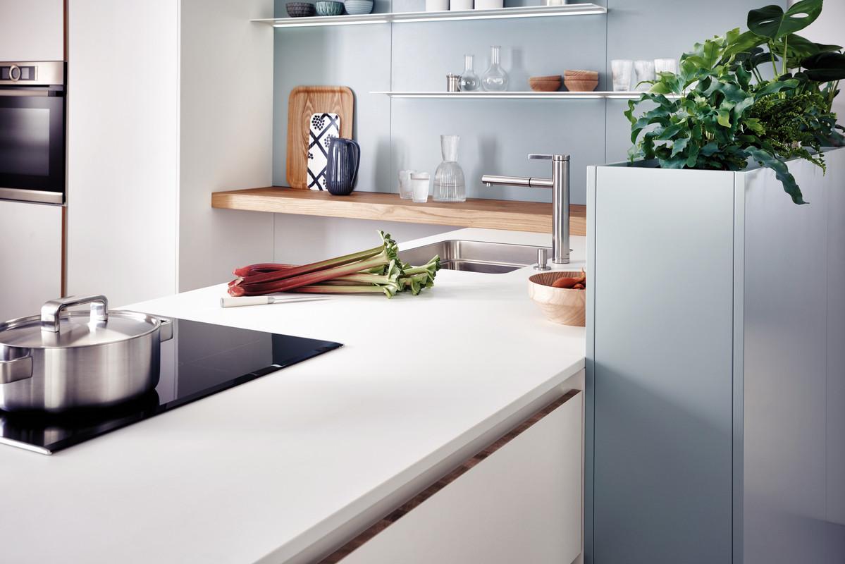 Tủ bếp Solid c valais classic fs