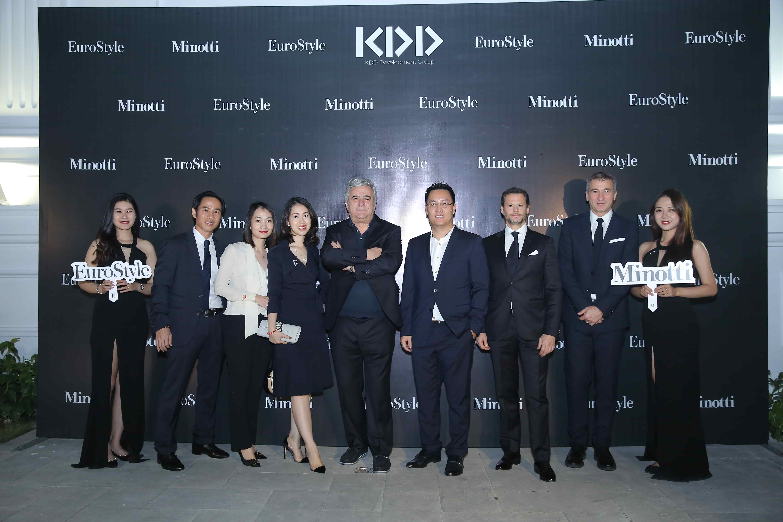 Trải nghiệm Minotti Concept Store đầu tiên tại Việt Nam