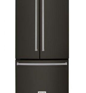 Refrigerator with Interior Dispense