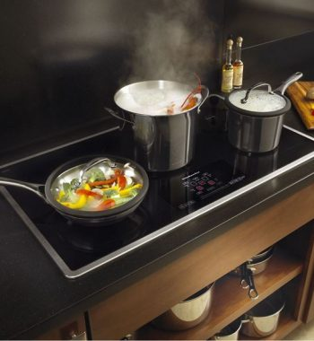 36-Inch 5-Element Induction Cooktop