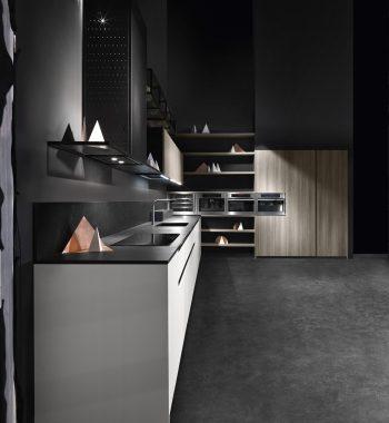 Bluna kitchen cabinet