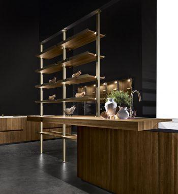 Scava kitchen cabinet