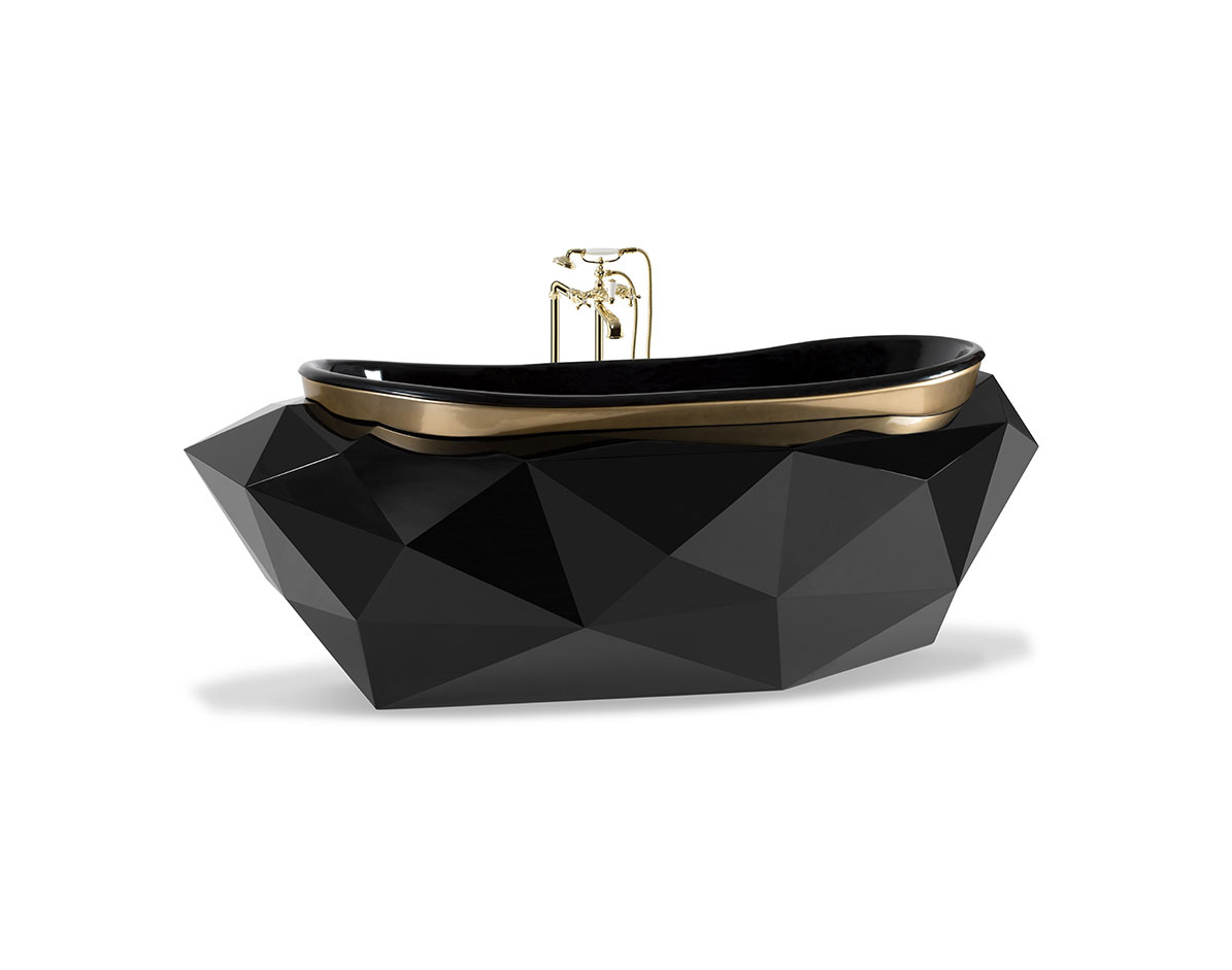 Những mẫu bồn tắm sang trọng cho không gian phòng tắm