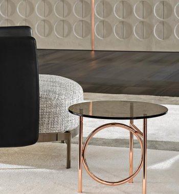 Ring cofffee table