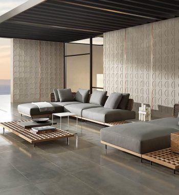 Sofa Quadrado