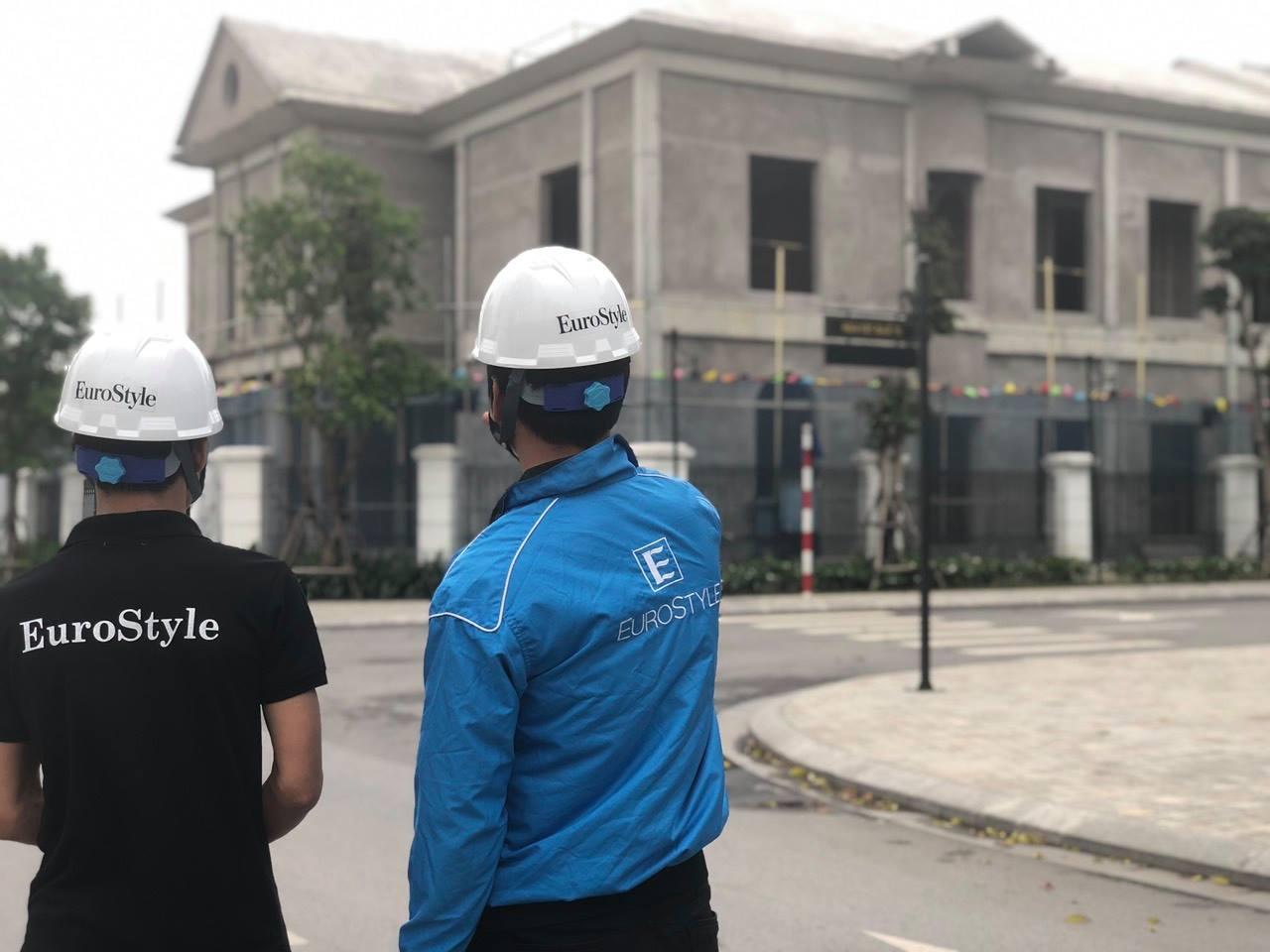 EuroStyle cung cấp dịch vụ trọn gói từ thiết kế tới thi công và hoàn thiện tổng thể