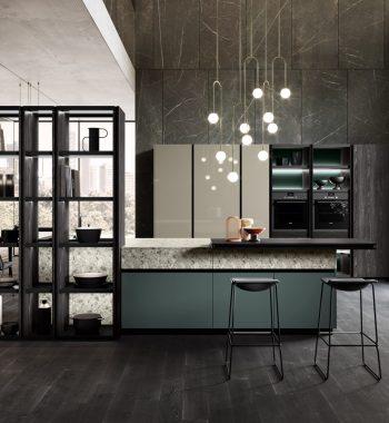 Tủ bếp Menta 02