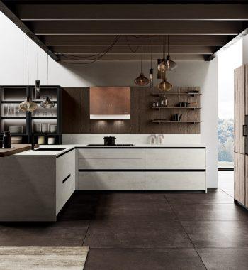 Tủ bếp Menta 05