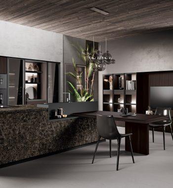 Tủ bếp Menta 01