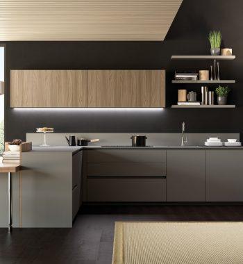 Tủ bếp Menta 06