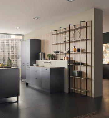 Tủ bếp Metea E Classic Fs Synthia